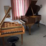 Raum Klavier